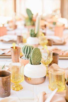 Beijos Events Shower – Desert Cactus