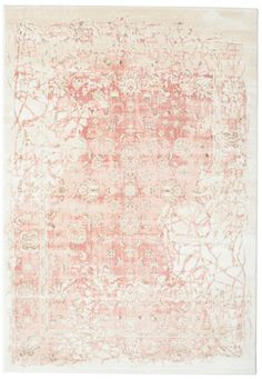 Patchwork and Vintage rugs are considered by many to be the latest trend in rug design. Swansea, Moroccan Pattern, Shabby Chic Bedrooms, Color Patterns, Interior Inspiration, Pretty In Pink, New Homes, Flooring, Interior Design