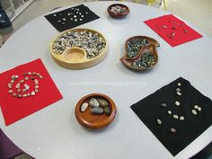 Rock Provocation (from For the Children; see site for other ideas)