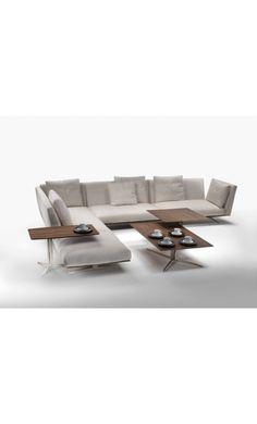 Evergreen Sofa, Antonio Citterio For Flexform, Made In Italy   Mobilificio  Marchese