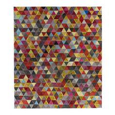 Yerra Triangle 180x240cm Rug, Multicoloured