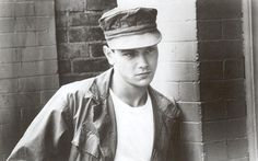 """""""There are things in the film that Birdlace does that if it were me, I'd be so embarrassed. But it's not me, it completely belongs to him."""" ~River Phoenix on his character Eddie Birdlace in Dogfight"""