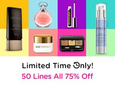 Have a Thursday pick-me-up! Enjoy off ALL 50 Lines in this list. What better reason is there for a happy shop Discount Perfume, Beauty Sale, Discount Beauty, Pick Me Up, Happy Shopping, Thursday, Hair Care, Makeup, Make Up