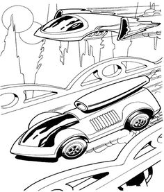 hotwheels coloring pages.html