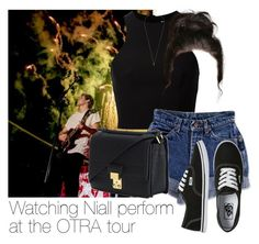 REQUESTED: Watching Niall perform at the OTRA tour by style-with-one-direction on Polyvore featuring polyvore, fashion, style, T By Alexander Wang, Vans, 3.1 Phillip Lim, OneDirection, 1d, NiallHoran and niall horan one direction 1d