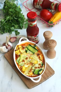 Ravioli, Mozzarella, Breastfeeding, Zucchini, Food And Drink, Healthy Recipes, Vegetables, Cooking, Fitness