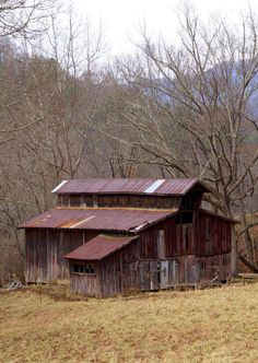 Forgotten Appalachian Barn