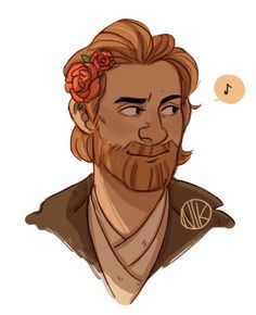 Obi wan but to be more relevant would need to be a female version with long flowing hair but still want to keep it quite simple Star Wars Clone Wars, Star Trek, Anakin Vs Obi Wan, Character Art, Character Design, Star Wars Fan Art, Anakin Skywalker, Love Stars, Rogues