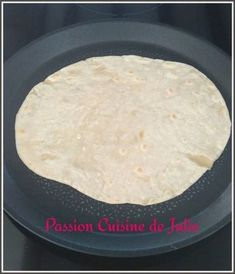 Pâte à wraps au thermomix