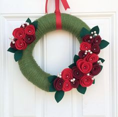 Hey, I found this really awesome Etsy listing at https://www.etsy.com/listing/215003654/christmas-wreath-christmas-decor-holiday