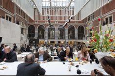 Opening voor nationale en internationale pers, Ren� den Engelsman, 2013