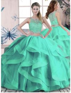 Turquoise Quinceanera Dress - Quinceanera Style Sweet 16 Dresses, 15 Dresses, Fashion Dresses, Formal Dresses, Turquoise Dress, Turquoise Color, Turquoise Quinceanera Dresses, Stem Challenge, Favorite Color