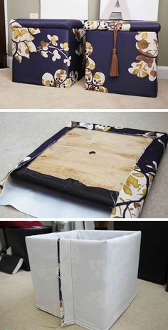 Organization and Creative Furniture Ideas for Small Spaces | http://diyready.com/26-ingenius-diy-ideas-for-small-spaces/