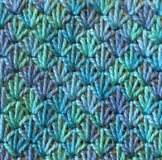 needlepoint stitches guide | Diamond ray Stitch - How to Work the Diamond Ray Stitch