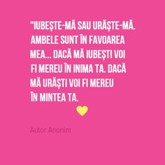 Ambele sunt in favoarea mea. R Words, Breakup, Quotes, Random, Beautiful, Author, Quotations, Breaking Up, Qoutes