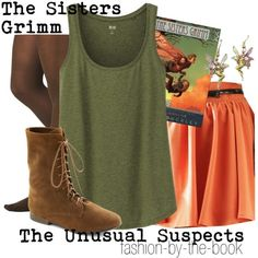 The Sisters Grimm: The Unusual Suspects by Michael Buckley