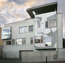 Vista Residence, Bratislava, Slovensko Architekti Šebo Lichý Bratislava, Multi Story Building, Floor Plans, Atelier, Floor Plan Drawing, House Floor Plans