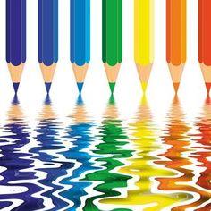 Pintando en color...