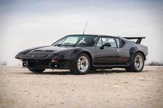 1984 DeTomaso Pantera GT5 | Uncrate