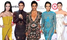 10/10/14.  Eva Longoria hosted the ALMA Awards.     The 'Texican' 39-year-old was joined by her mother, Zoe Saldana, Mario Lopez, Wilmer Valderrama, and Orange Is the New Black's Selenis Leyva & Dascha Polanco