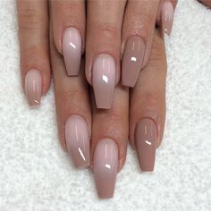 Pretty and simple nail art design - blush nails , simple nails, nude nails ,nail acrylic ,nails Blush Nails, Nude Nails, Coffin Nails, Stiletto Nails, Gorgeous Nails, Pretty Nails, Fabulous Nails, Hair And Nails, My Nails