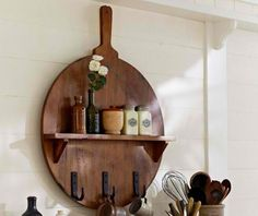 Master Class Master Class Large Mango Wood Posdécor Board With Amusing Decorative Kitchen Shelves 2018