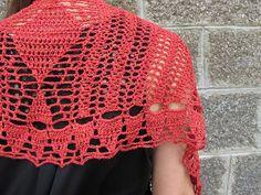 Ravelry: Antonia pattern by Annette Petavy