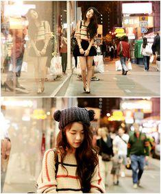 Koshka Sweater, American Apparel Skirt, Sheinside Hat | JOKER OF THE HEART. (by Zoe S) | LOOKBOOK.nu