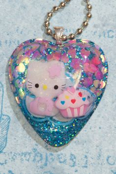 Heavenly Hello Kitty Necklace SOLD
