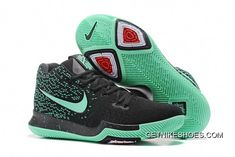 d41d78d4b72733 Buy Fashion Sneakers Mens Nike Kyrie 3 Black Green Basketball Shoe from  Reliable Fashion Sneakers Mens Nike Kyrie 3 Black Green Basketball Shoe  suppliers.