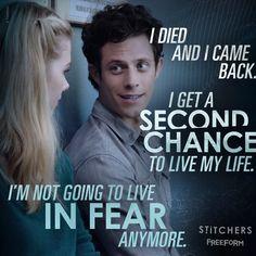 "S2 Ep1 ""2.0"" - Cameron is alive #Stitchers"