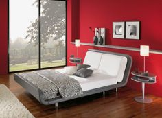 Contemporary Bed Designs by RUF|Betten