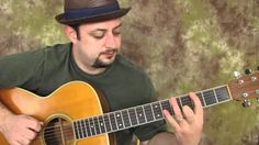 acoustic blues scale – fun, easy beginner guitar