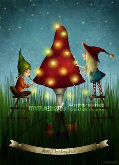 Merry Christmas Pixie by *Movezerb on deviantART