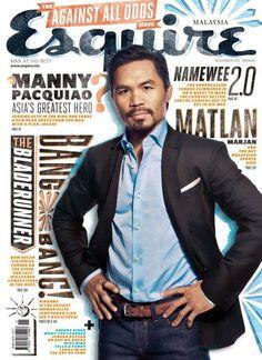 """porque já deu de """"menos é mais"""", né?  ::: magazine cover / Esquire Malaysia"""