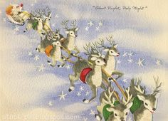 Vintage Holiday Images & Cards: November 2009