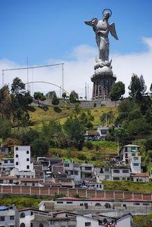 Saturday City Quito Ecuador  Nomadic Matt