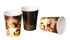 Bebe de estos vasos de tu saga favorita.  www.globosdecolores.com