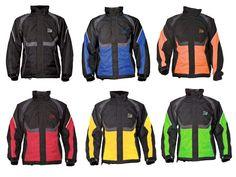 Men's Mossi Latitude Snowmobile Jacket Coat Winter Weatherproof Waterproof #Mossi