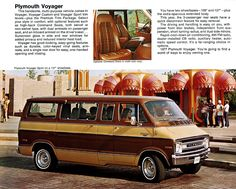Plymouth Voyager, Car Brochure, Car Sales, Rear Seat, Old Cars, Division, Cars For Sale, Vintage Cars, Automobile