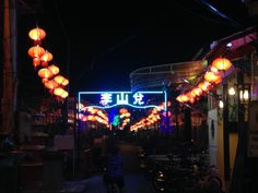 Hunting for street food in Penang, Malaysia