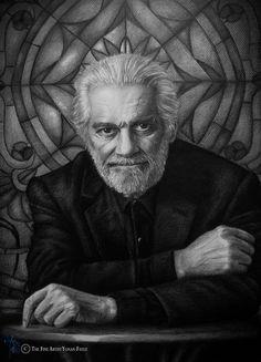 OMAR SHARIF 1932 - 2015 my portofilo on Behance : https://www.behance.net/yonan my profile on facebook : https://www.facebook.com/yonanfineartist Twitter : https://twitter.com/YonanFayez On Pinterest : https://www.pinterest.com/yonanfayez/ #Omar_Sharif #عمر_الشريف #Yonan_Fine_Art #Fine_Art #Behance  #Sketch #pencils #artsglobal #artsglobal_ #art_spotlight #worldofpencils #pastel #drawing #arts_help #artofdrawing #sketch_daily #pencil #portrait #artfido #draw #eyes #charcoal  #رسم #رسمتي…