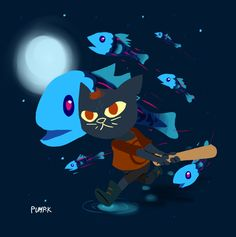 NITW Mae by Devilinchan94 on DeviantArt