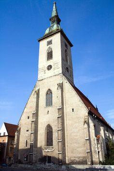 St. Martin's Cathedral. Bratislava 10