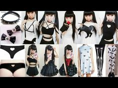 5 Amazing DIY Chokers&Hair Accessories (Scratch):DIY Gothic Chokers, Cherry Blossom Hairclip, more - YouTube