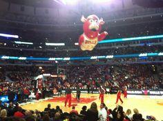 Bulls vs Magic.