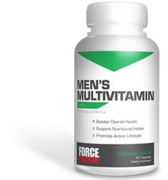 Force Factor Men's Multivitamin