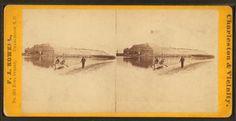 Fort Sumter, 1865