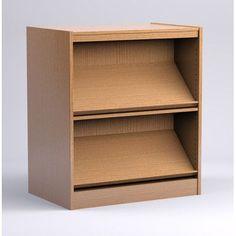 "Russwood Stately Series Standard Bookcase Finish: Medium Oak, Size: 48"" H x 37"" W x 24"" D"