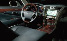 lexus ls 460 interior | like the LS400 dash better. The LS460--along with most of the newer ...